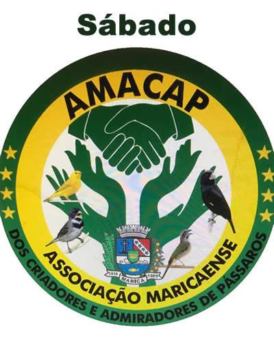 AMACAP - RJ SABADO