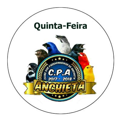 Clube Anchieta - Quinta Feira